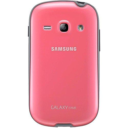 Samsung Original EF-PS681BPEGWW Cover (kompatibel mit Galaxy Fame) in pink