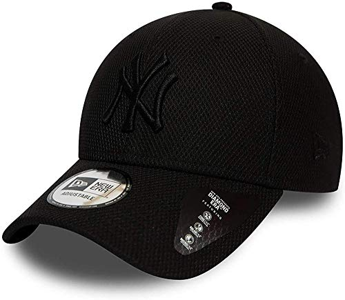 New Era Gorra de béisbol 9FORTY MLB Mono Team Colour York Yankees Negro