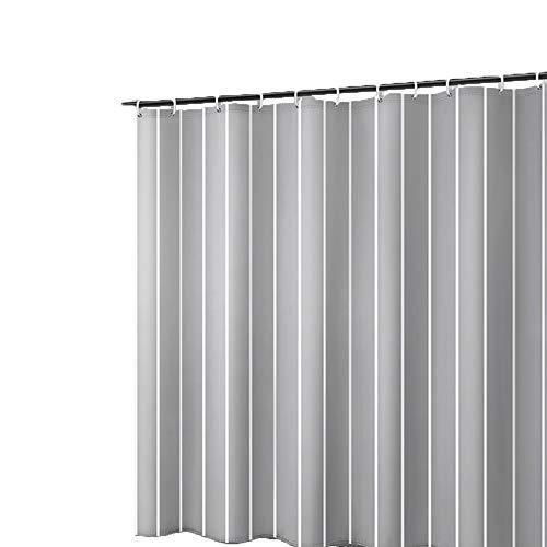 Shower Curtains Bad Duschvorhang ist geeignet for Toilette wasserdichte Duschabtrennung Wasservorhang