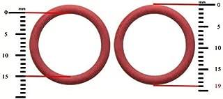 Anello GUARNIZIONE 2 pezzi LGL preferito PLUS il ferro da stiro spina staffa stazione 8mm