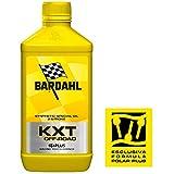 Bardahl Olio motore sintetico KXT Off Road 2t SAE 50 1lt