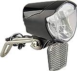 FISCHER Fahrrad Dynamo LED-Scheinwerfer 70 LUX |...