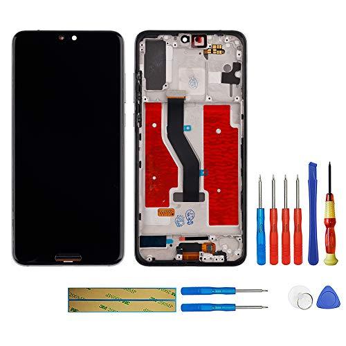 swark Pantalla TFT compatible con Huawei P20 Pro CLT-L09, CL