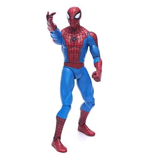 LHFD Spider-Man Spiderman Figura de acción PVC Spider Man Figura de colección Modelo de Juguete 20cm Carácter de superhéroe