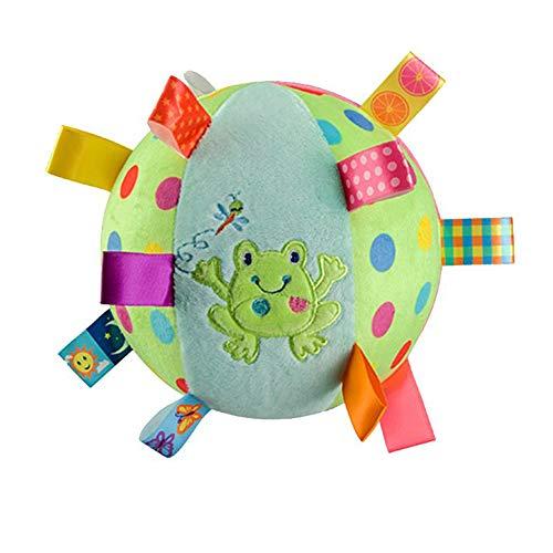 StoHua 6' Plush Stuffed Animal Multi Sensory Toy, Perfect Bedtime Sleep Toy, Relaxation or Fidget Toy, Ball by Calm Down Companion Peaceful Ball