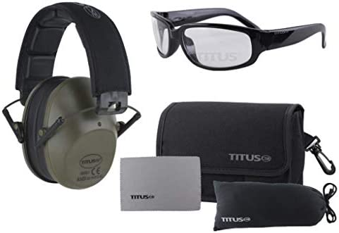 Top 10 Best shooting glasses and hearing protection combo