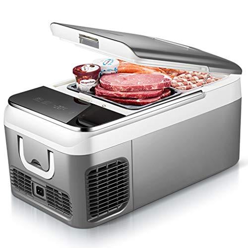 Mysida Car Refrigerators Koelkast Koeler Mini Compressor Koelkast voor auto thuis Picknick reizen vrachtwagen party-20~10 ~ 12 V / 24 V DC en 220 V AC