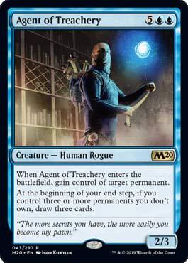 Magic: The Gathering - Agent of Treachery - Core Set 2020