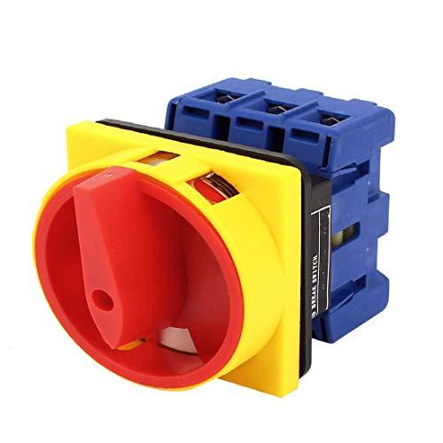 New Lon0167 SZD11-40A Interruptor Destacados rotura de carga eficacia confiable rotativa combinada 40A 690V(id:437 e7 4e 662)