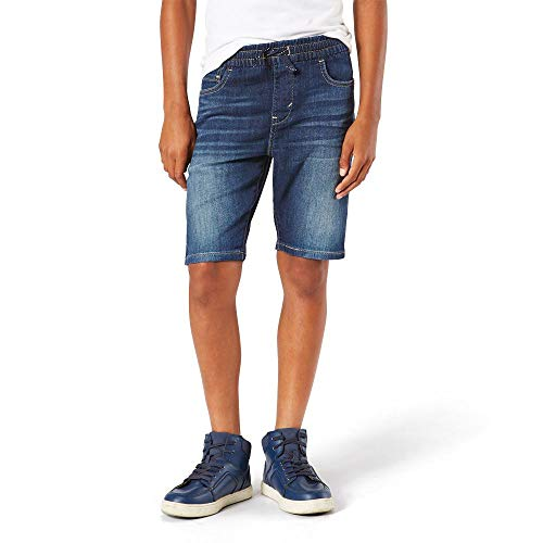 Signature by Levi Strauss & Co. Gold Label Boys' Pull On Shorts, Orion, Large