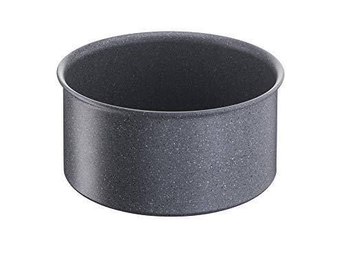 Lagostina Ingenio Induction Mineralis Casseruola Fonda, 16 cm, Alluminio Antiaderente