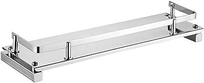 AXIS 15x5Shelf Stainless Steel Bathroom/Wall Shelves/Shelf/Stand (5 X 15 Inch)