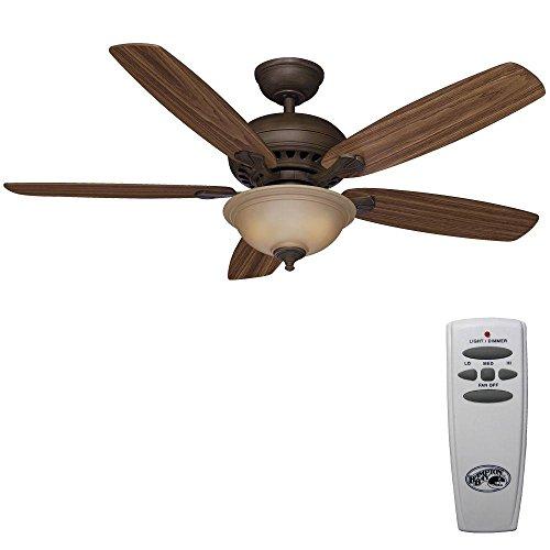 Hampton Bay Southwind 52 in.Venetian Bronze Ceiling Fan