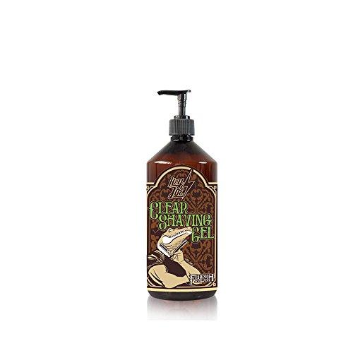 HEY JOE - Clear Shaving Gel 250 ml FRESH EDITION| Gel de afeitado transparente 250 ml FRESH EDITION