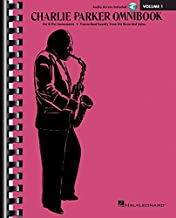 Charlie Parker Omnibook - Volume 1: B-Flat Instruments Edition with Online Audio