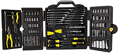 Stanley 97-543 150-Piece Mechanics Socket and Tool Set from Stanley