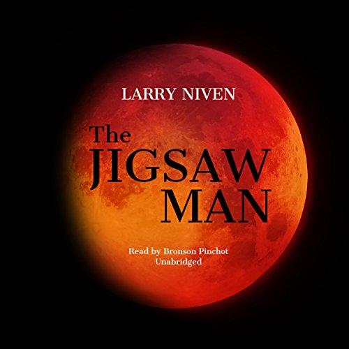 The Jigsaw Man audiobook cover art