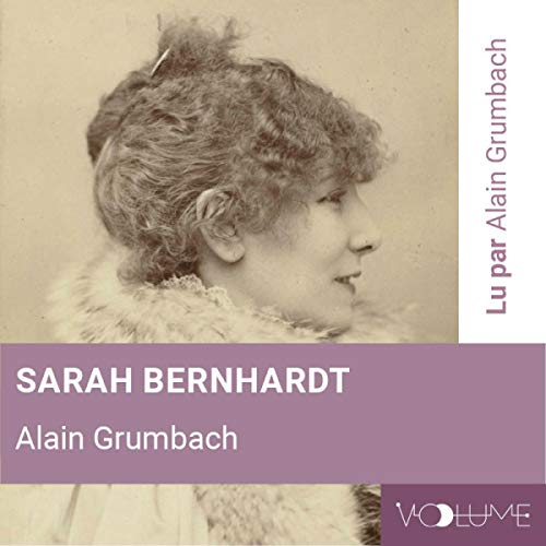 Sarah Bernhardt cover art