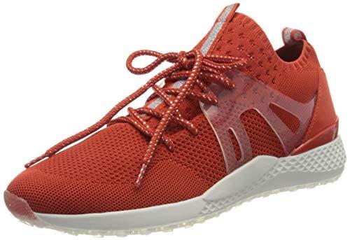MARCO TOZZI Damen 2-2-23715-34 Sneaker, Orange (Orange Comb 608), 36 EU