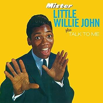 Mister Little Willie John Plus Talk to Me