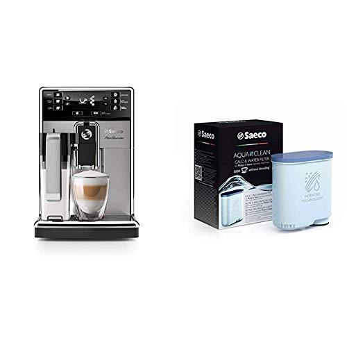 Saeco PicoBaristo Super Automatic Espresso Machine with extra AquaClean Filer