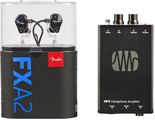 Fender MXA2 Bundle - FXA2 + Presonus HP2