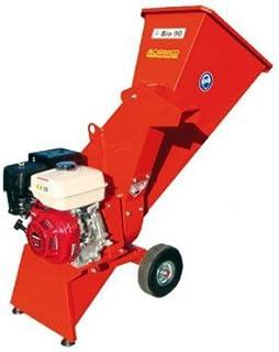 Caravaggi Triturador térmico Bio 90H13–Honda GX390Pro–diámetro 7cm