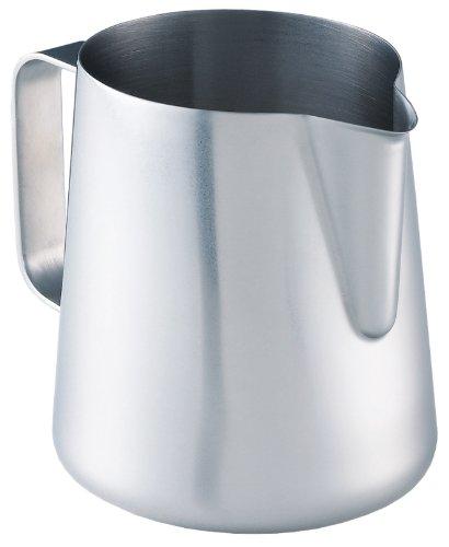 Graef 145627 - Jarra de leche de acero inoxidable, 600 ml