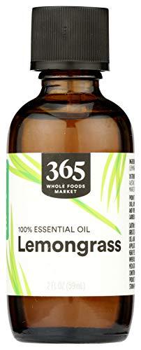 365 by Whole Foods Market, Aromatherapy 100% Essential Oil, Lemongrass, 2 Fl Oz