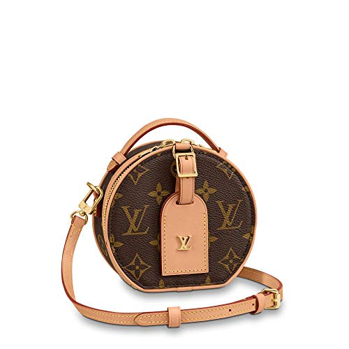 Louis Vuitton Mini Boite Chapeau Crossbody Bags Purse Monogram M44699