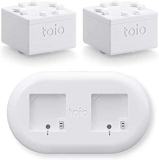 toio ( トイオ ) コアキューブ 2個 +専用充電器 セット