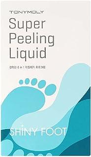 TONYMOLY Shiny Foot Super Peeling Liquid, 0.85 Fl Oz