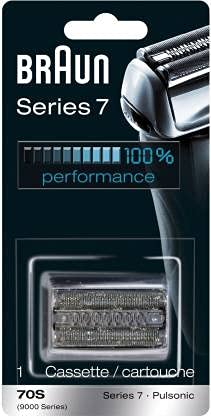 Braun 70S 9000 Series 7 Shaver Replacement Foil & Cutter Pack - 9595...