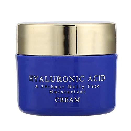 40g Professional Lady Face Skin Care Cream, Esencia antiarrugas con ácido hialurónico, Crema de día y de noche, Gel de reparación y removedor de arrugas Crema hidratante antienvejecimiento