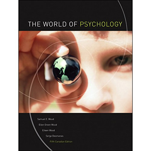 VangoNotes for The World of Psychology, 5/ce audiobook cover art