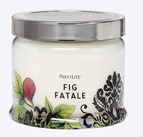 PartyLite 3 Wick Candle - Devil Fig