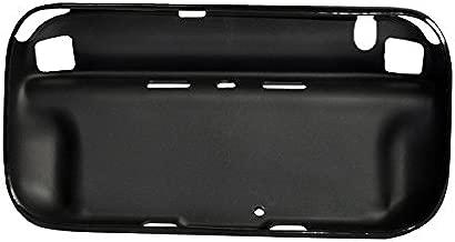 OSTENT Non-slip Rubber Hard Protective TPU Case Skin Cover Compatible for Nintendo Wii U Gamepad Color Black