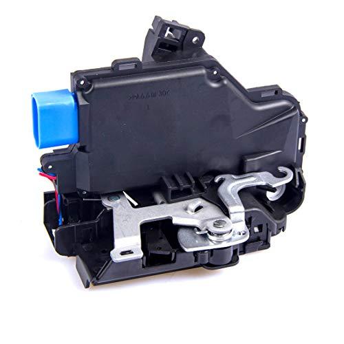 DOCAS Cerradura de puerta delantera izquierda con microinterruptor 3D1 837 015 AP 3D1 837 015 A