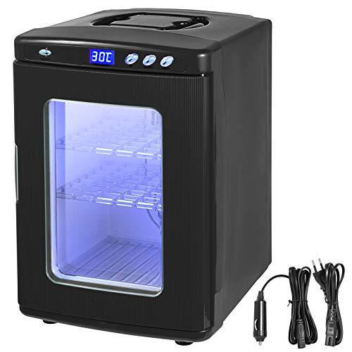 VEV Incubadora Automática para Reptiles o Anfibios Incubadora de Huevos 25L Incubadora Digital Incubadora Digital con Control de Temperatura Nacedora Criadero Termostato Incubadora