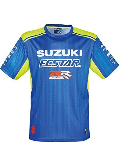 Suzuki MotoGP Team T-Shirt Edelprint Ecstar Racing (3XL)