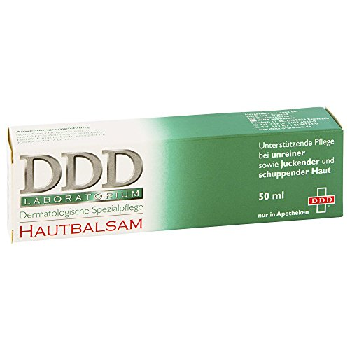 DDD Hautbalsam dermatologisc 50 g