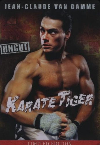 Karate Tiger (Uncut, Metalpak) [Limited Edition]