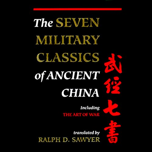 The Seven Military Classics of Ancient China cover art