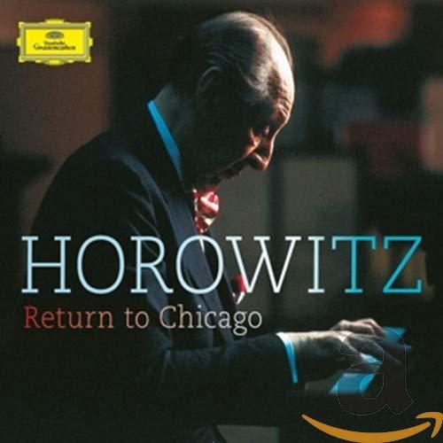 Return To Chicago (Sonata In E Major K380,K135,Adagio In B Minor K540,Rondo K485