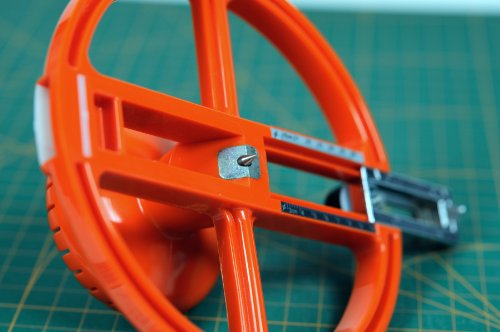 NT Cutter Heavy-Duty Circle Cutter, 1-3/16 Inches 6-5/16 Inches Diameter, 1 Cutter (C-2500P) Photo #4