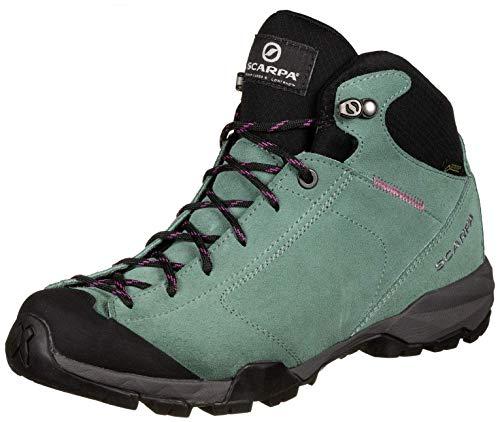 Scarpa Schuhe Mojito Hike GTX Women Größe 38,5 Jade