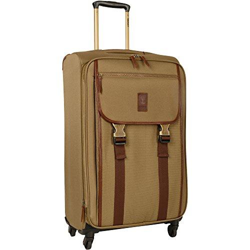 Timberland Koffer, erweiterbar, 63,5 cm, Military (Beige) - 7193C03