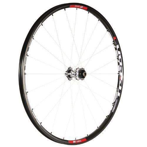 DT Swiss XM1550 Tricon Front Wheel - 9mm Axle, Black by DT Swiss