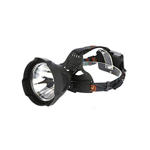 Torch Head-Light-Lamp Magnetic-Switch Underwater-Fishing-Headlight Rotating Waterproof