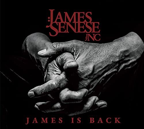 James Is Back